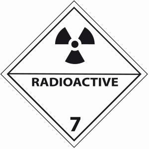 ADR 7 radioactieve stoffen