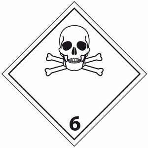 ADR 6 giftige stoffen