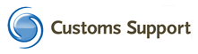 customs support logo